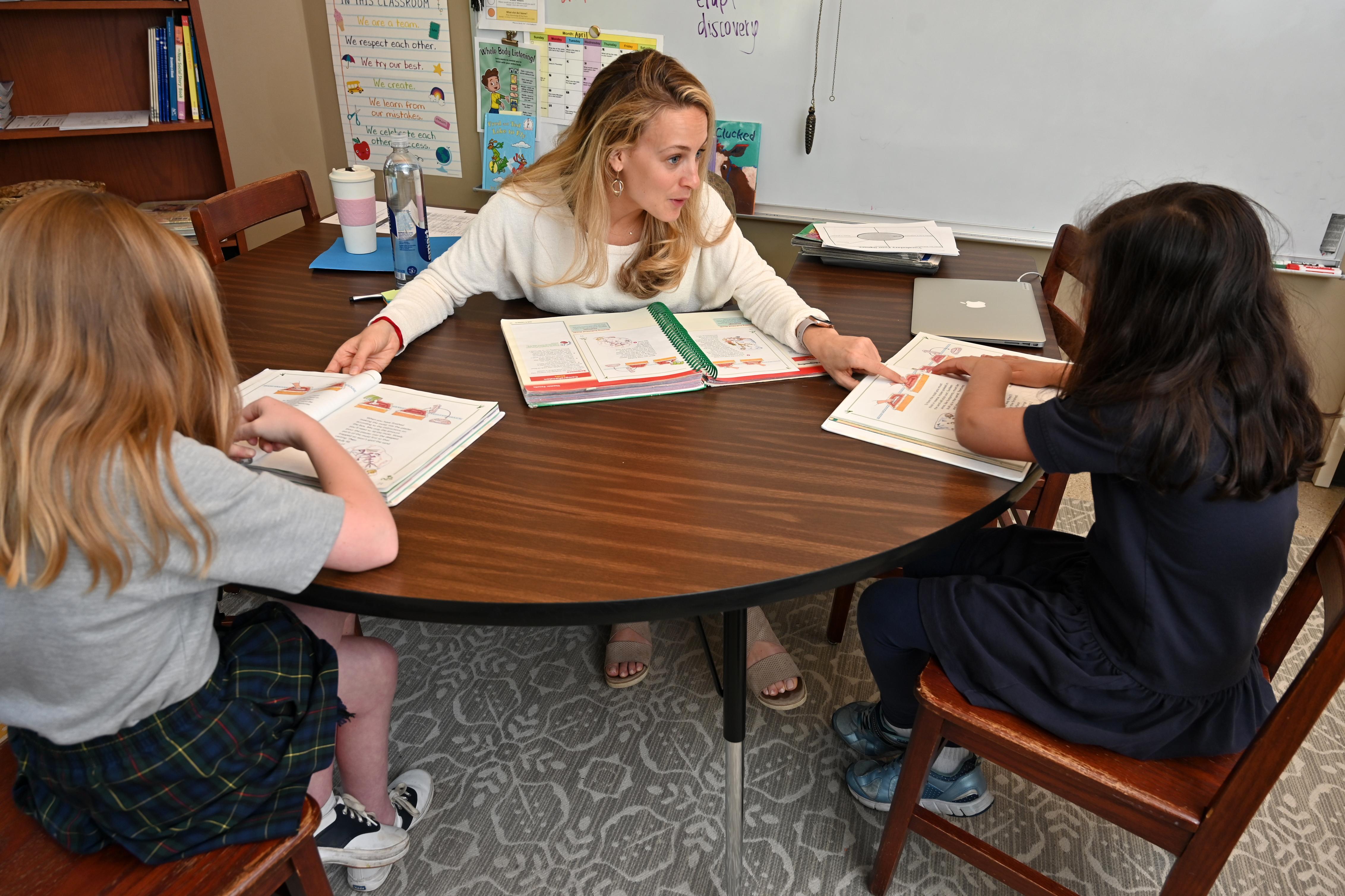 Blog post, reading fluency